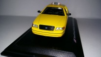 Ford Crown - Taxi New York - 1992 1:43